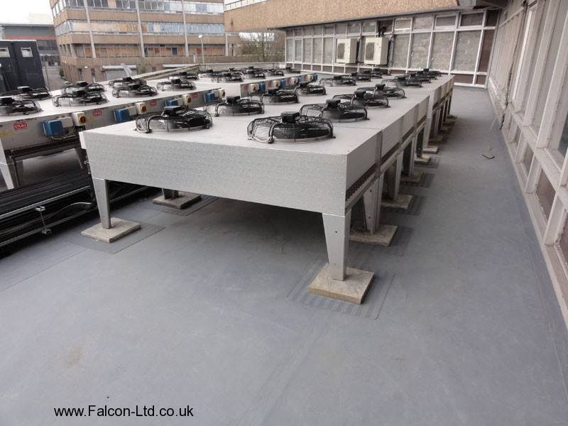 Falcon Roofline Commercial Flat Roofing