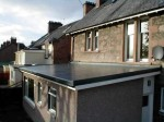 roofing example img1 150x112 Flat roof example photos