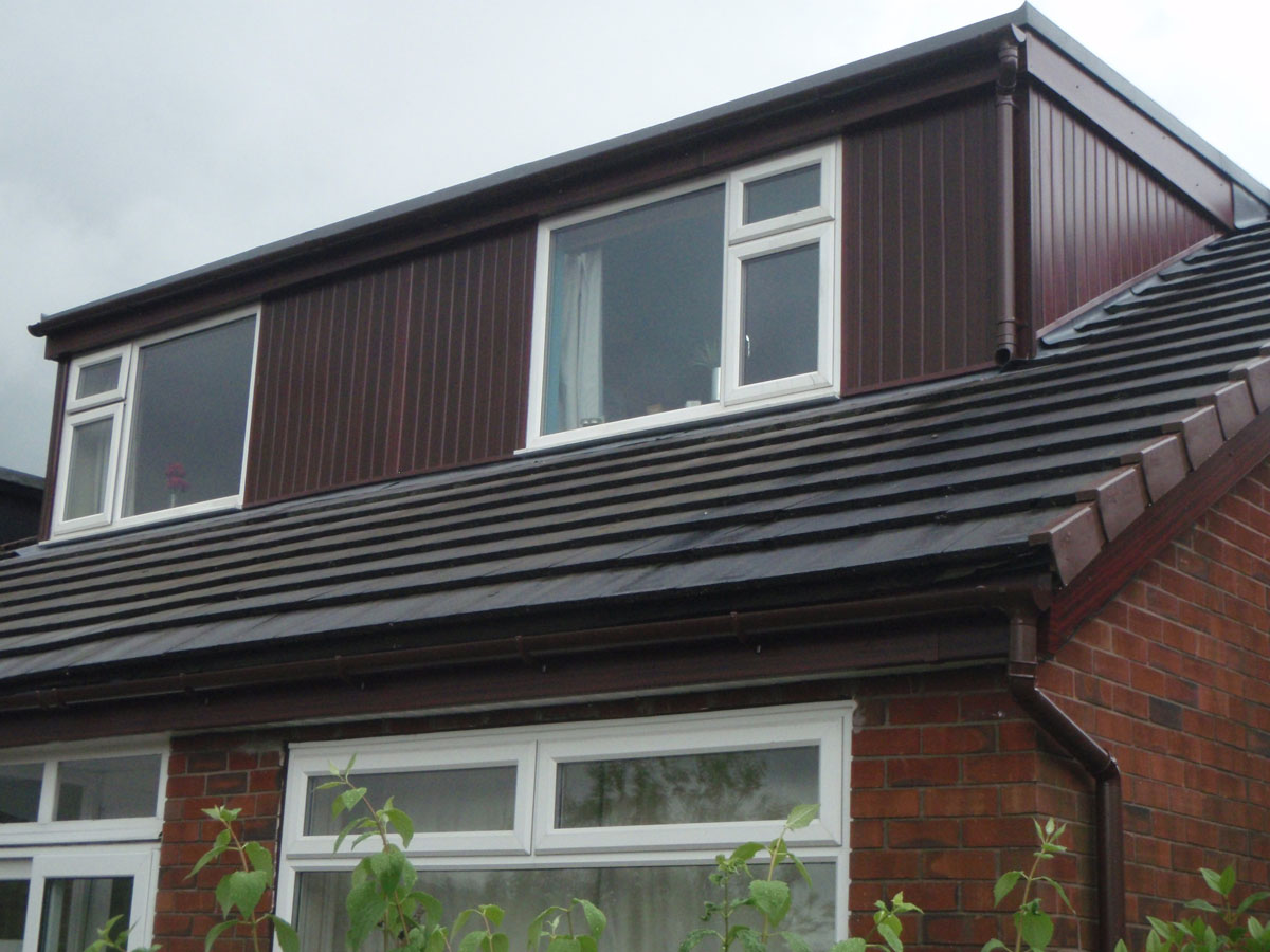 Flat Roof Example Photos Falcon Flat Roofing