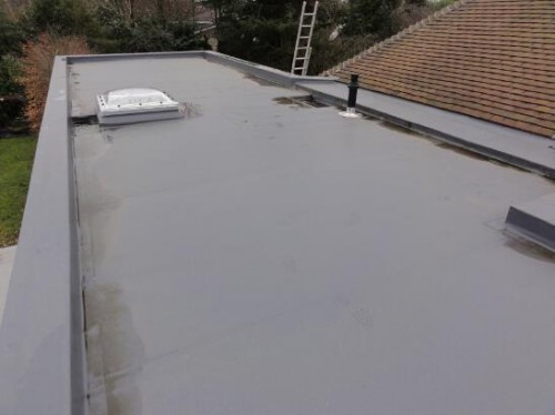 sarnafil single ply roof alternative 3 500x374 Sarnafil Flat Roofing Installers