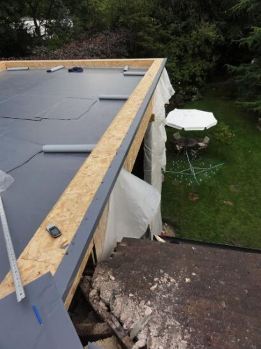 sarnafil single ply roof alternative 5 374x500 Sarnafil Flat Roofing Installers