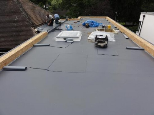 sarnafil single ply roof alternative 6 500x374 Sarnafil Flat Roofing Installers