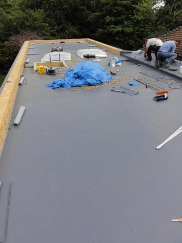 sarnafil single ply roof alternative 7 374x500 Sarnafil Flat Roofing Installers