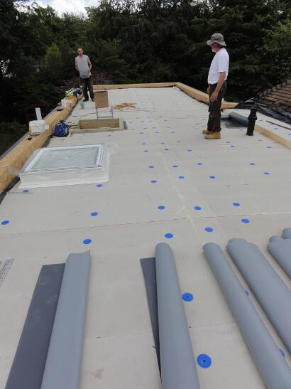 Sarnafil Single Ply Roof Alternative 9 Falcon Flat Roofing